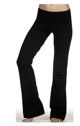 Bella Ladies Cotton Spandex Fitness Yoga Pants