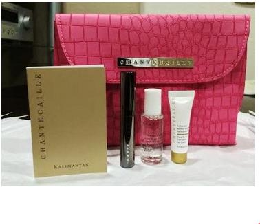 Chantecaille Travel Gift Set Hostess Gift