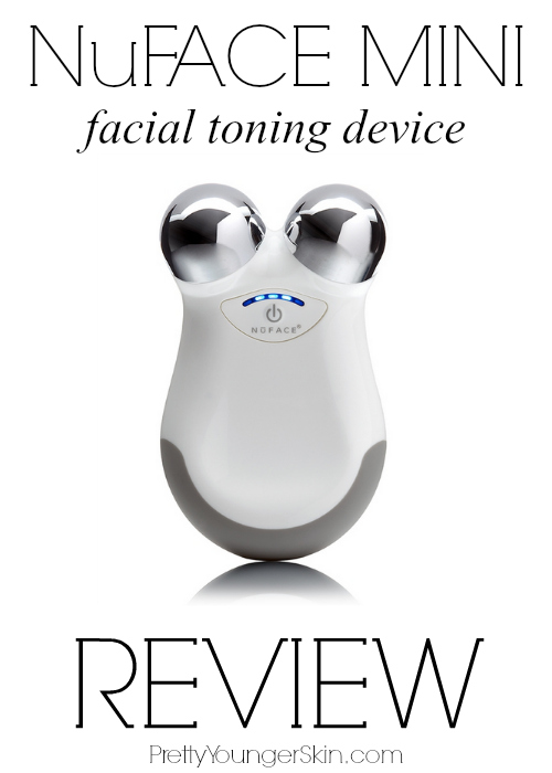 The NuFACE Mini Facial Toning Device Review