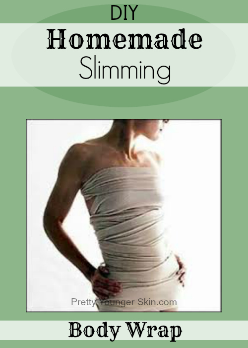 DIY Slimming Homemade Body Wraps