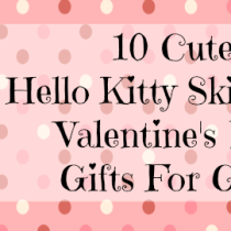 Hello Kitty Skin Care Valentine's Day Gifts For Girls