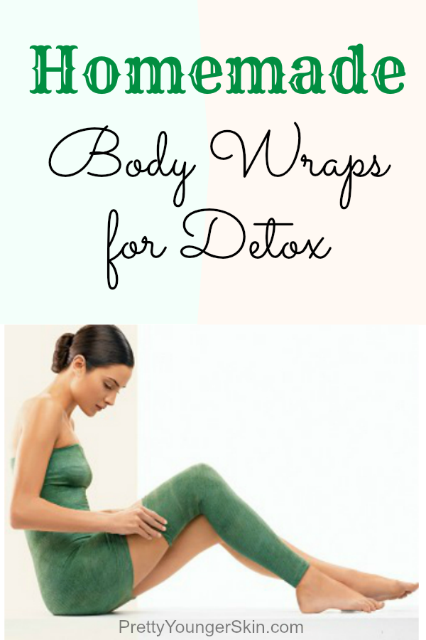 Homemade Body Wraps for Detox