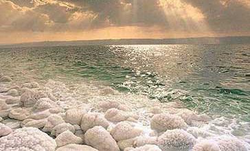 Dead Sea Salt for Detox Body Wraps