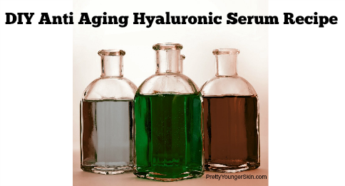 DIY Anti Aging Serum Recipe