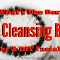 Best Face Cleansing Brush for DIY Facial