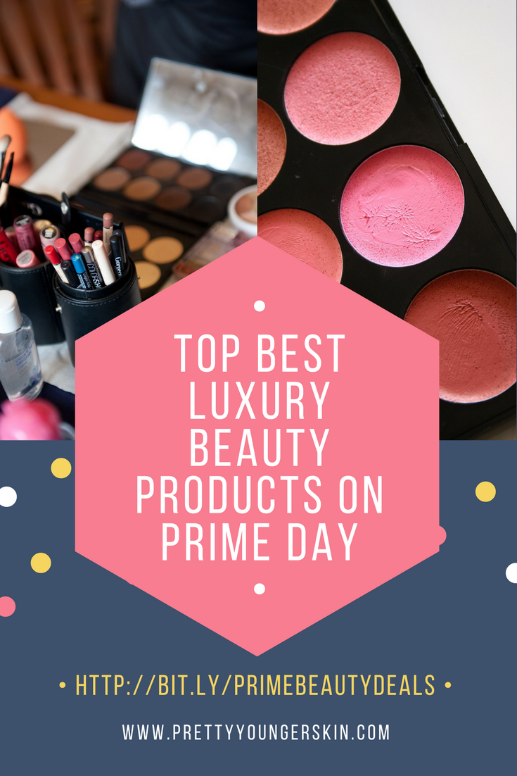 Top 10 Best Beauty Products On Amazon Prime Day 2017
